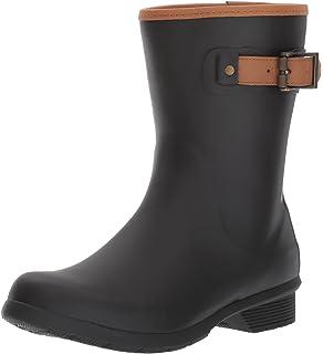 31ed8ce159ec0 Chooka Women s Mid-Height Memory Foam Rain Boot