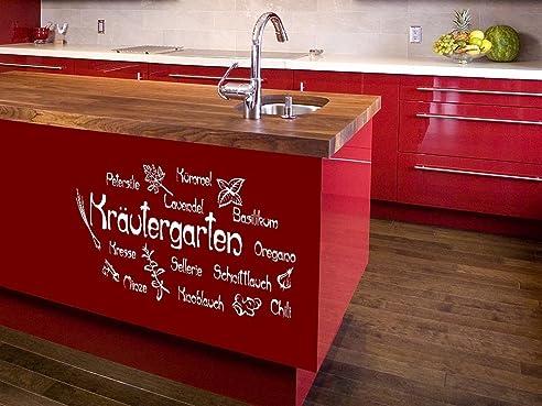 Graz Design 620239_40_070 Wandtattoo Deko für Küche Esszimmer ...