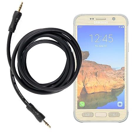 DURAGADGET Cable De Audio para Smartphone Samsung Galaxy J2 (2016 ...