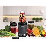 Daewoo 1000W Smoothie, Juicer & Soup Maker Nutritional Nutri Power Blender Set