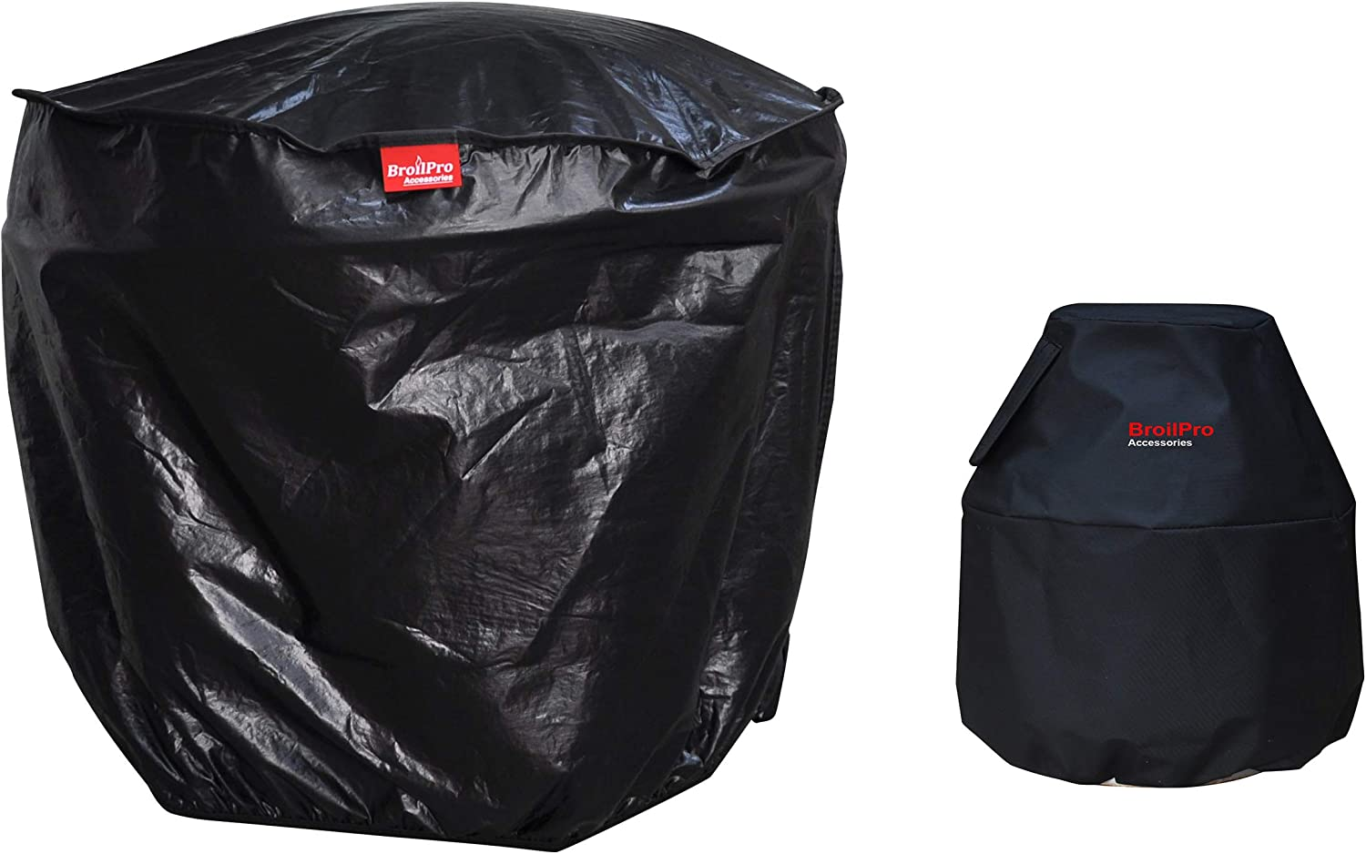 BroilPro Accessories The Big Easy Turkey Fryer Cover - Included Black Tank Cover