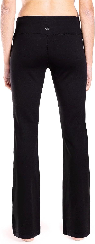 Details about  /Size 3X~ Ideology ~ Women/'s Black Boot Cut Yoga Pants NWT