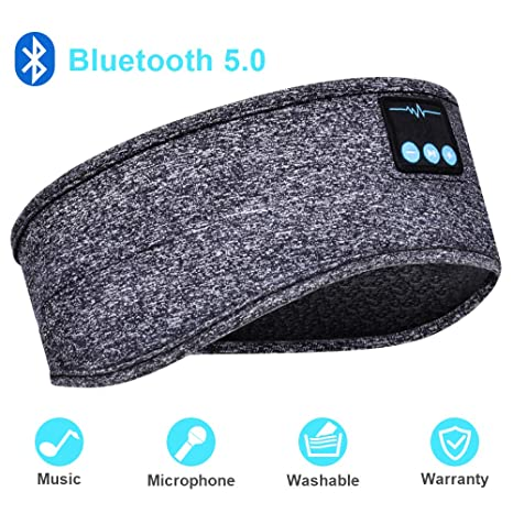 Auriculares para dormir, auriculares Bluetooth para dormir ...