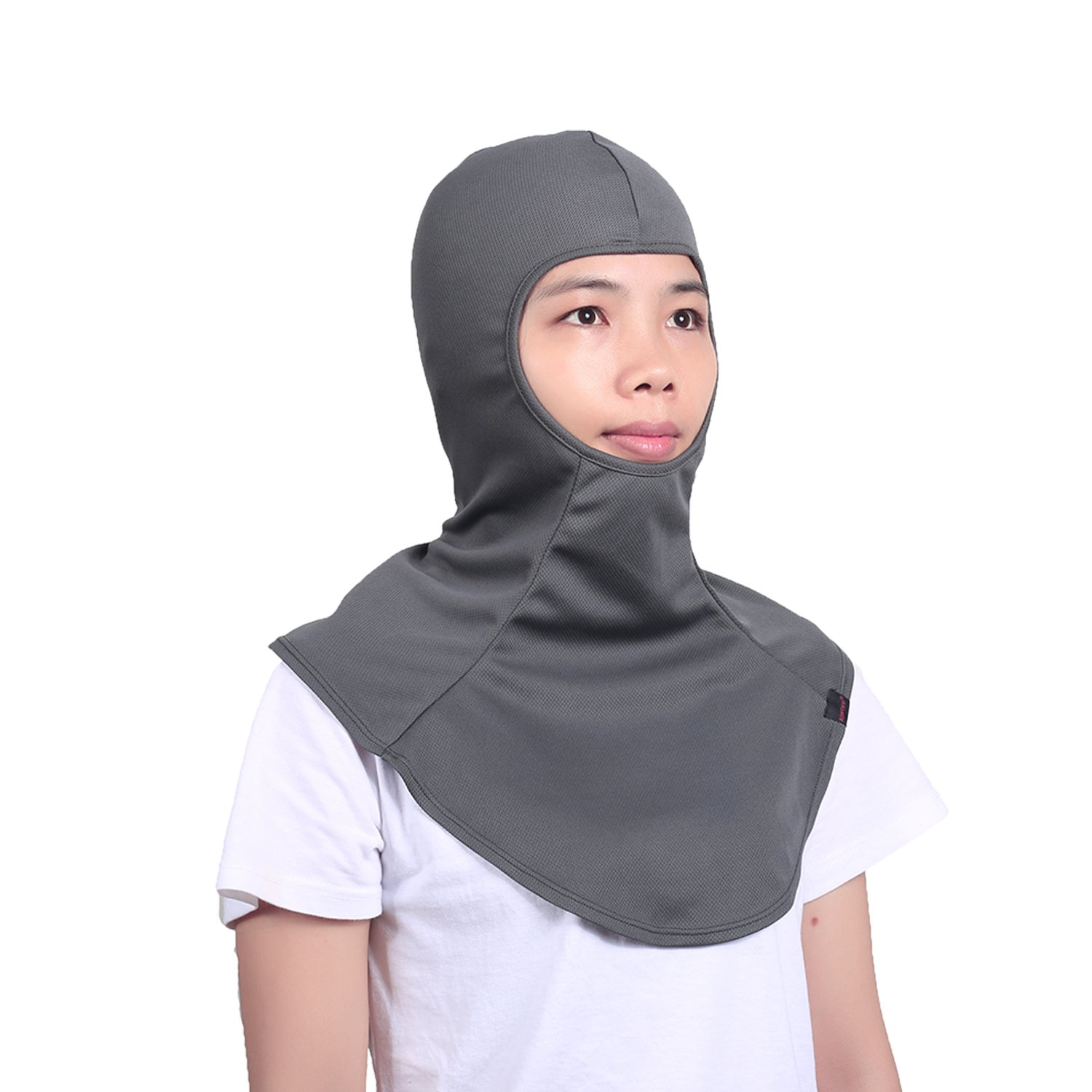 AIWOLU Balaclava - Windproof and Dust Protection Muslim Neck Cover