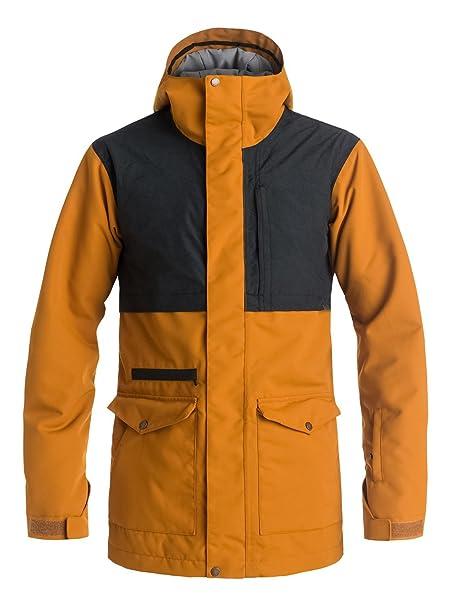 Amazon.com: Quiksilver Snow de los hombres Horizon 17 ...
