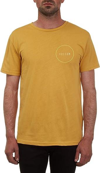 Volcom linoeuro Basic Oro – Camiseta: Amazon.es: Ropa y accesorios