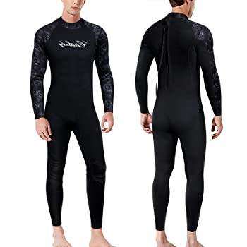 CtriLady Men Guardian Windsurfing Wetsuit
