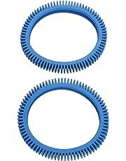 Poolvergnuegen 896584000-082 2-Pack Blue Standard Back Tire for Pool Cleaners