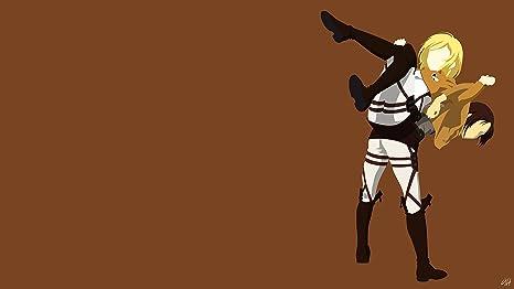 Shingeki No Kyojin Historia Dowload Anime Wallpaper Hd