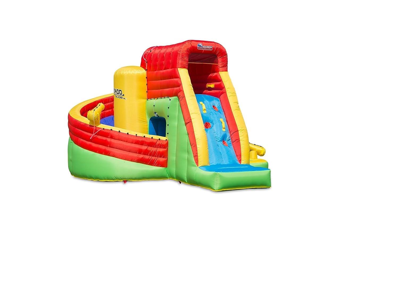 amazon com tornado water slide toys u0026 games