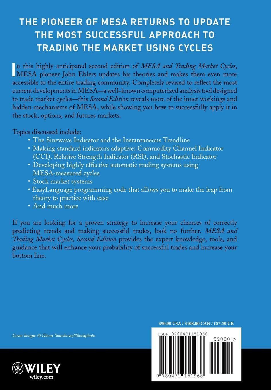 MESA and Trading Market Cycles: Forecasting and Trading Strategies