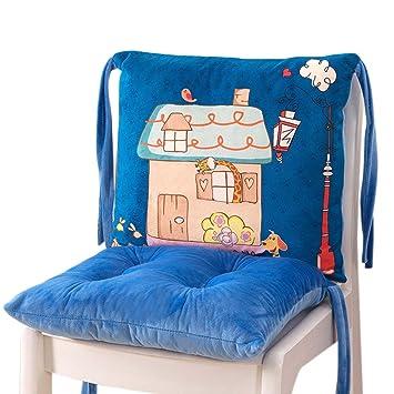 SESO UK- Mejor Cojín de silla de oficina de coche para ciática, almohadilla de asiento de silla de ruedas trasera inferior Integra Padd cojines ...