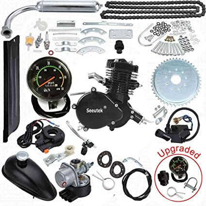 Image Unavailable. Image not available for. Color  Seeutek 26 quot  or  28 quot  80cc Bike Bicycle Motorized 2 Stroke Cycle Motor Engine Kit 52edff39e