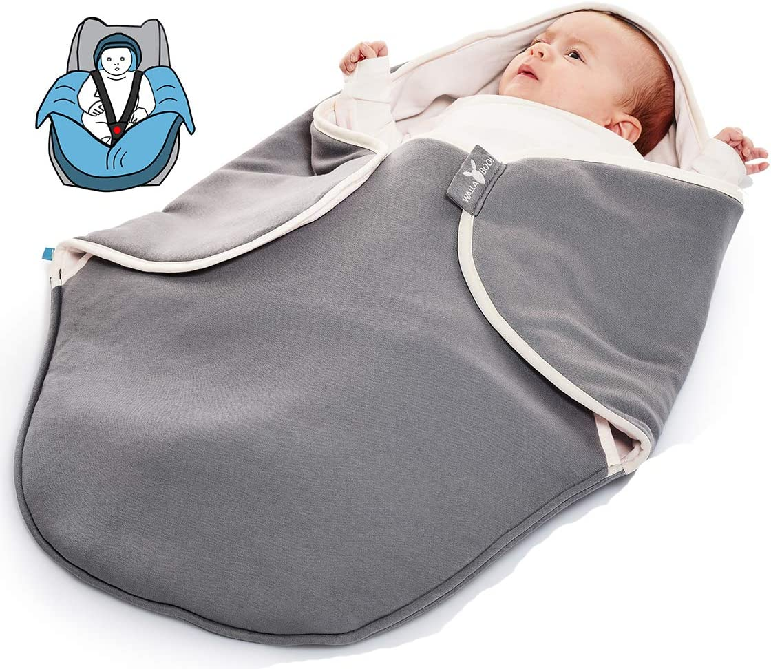 Car Seat Wrap Blanket-s for Babies Stroller Foot-muff Universal Swaddle Bag Lilly and Ben Baby Stroller Bunting Bag-s