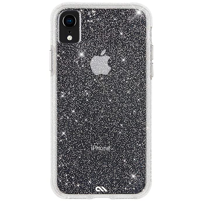 Case-Mate iPhone Xr Sheer Crystal Clear Case