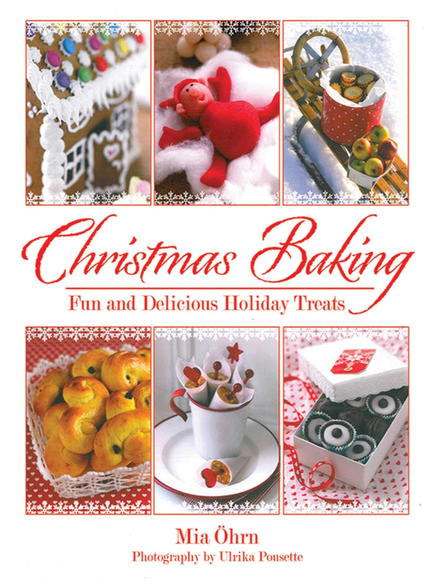 Image result for Christmas Baking by Mia Ohrn""