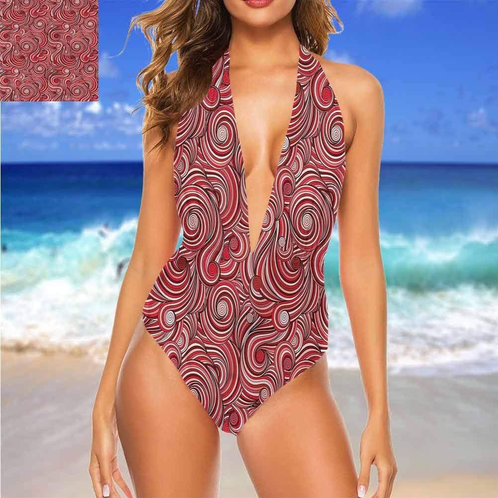 Ensemble de bikini réglable confortable pour femme, arabesque oriental, très unique et si mignon Multi 17