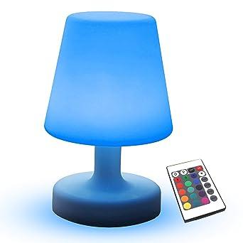 2 x Nacht-Tisch Lampe Wohn-Schlaf-Zimmer Beleuchtung Lese Büro Steh Leuchte 26cm