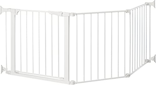 Command Pet Custom Fit Gate, 29.5 , White