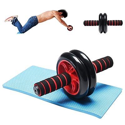 Rman Ab Wheel Roller De Fitness Musculation Roue Abdominaux Pour