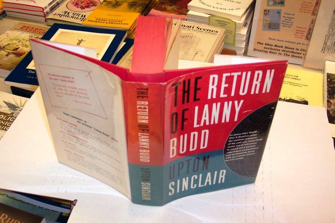 The Return Of Lanny Budd First Edition 1953 Sinclair Upton Amazon