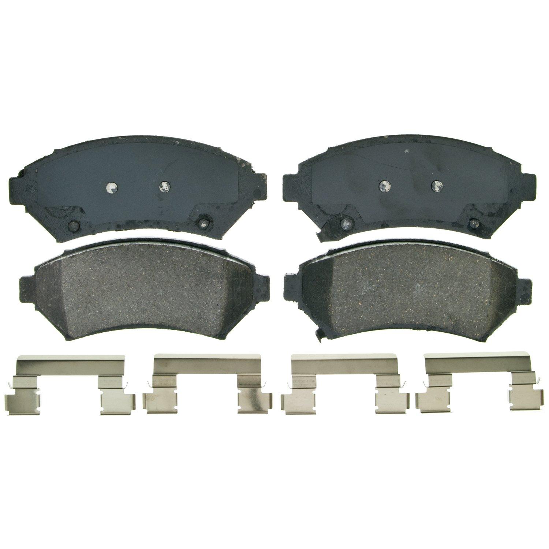 Pro Braking PBR1181-TBL-SIL Rear Braided Brake Line Transparent Blue Hose /& Stainless Banjos
