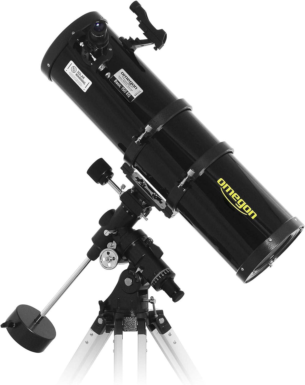 Telescopio para principiantes