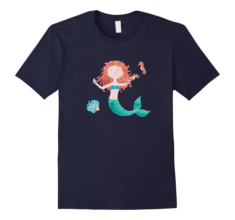 Mermaid Adult Shirt