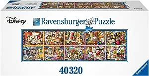 Ravensburger - Disney Mickey Through The Years 40320pc Jigsaw Puzzle