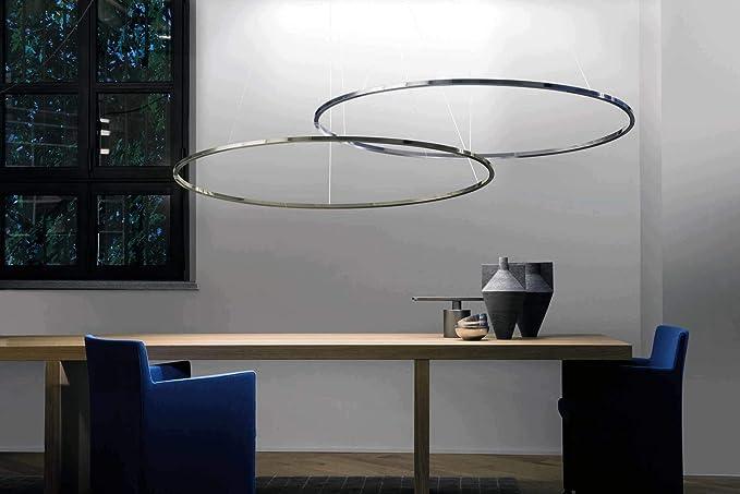Lampade A Sospensione Design : Ellisse major led lampada a sospensione design schwarz bxt