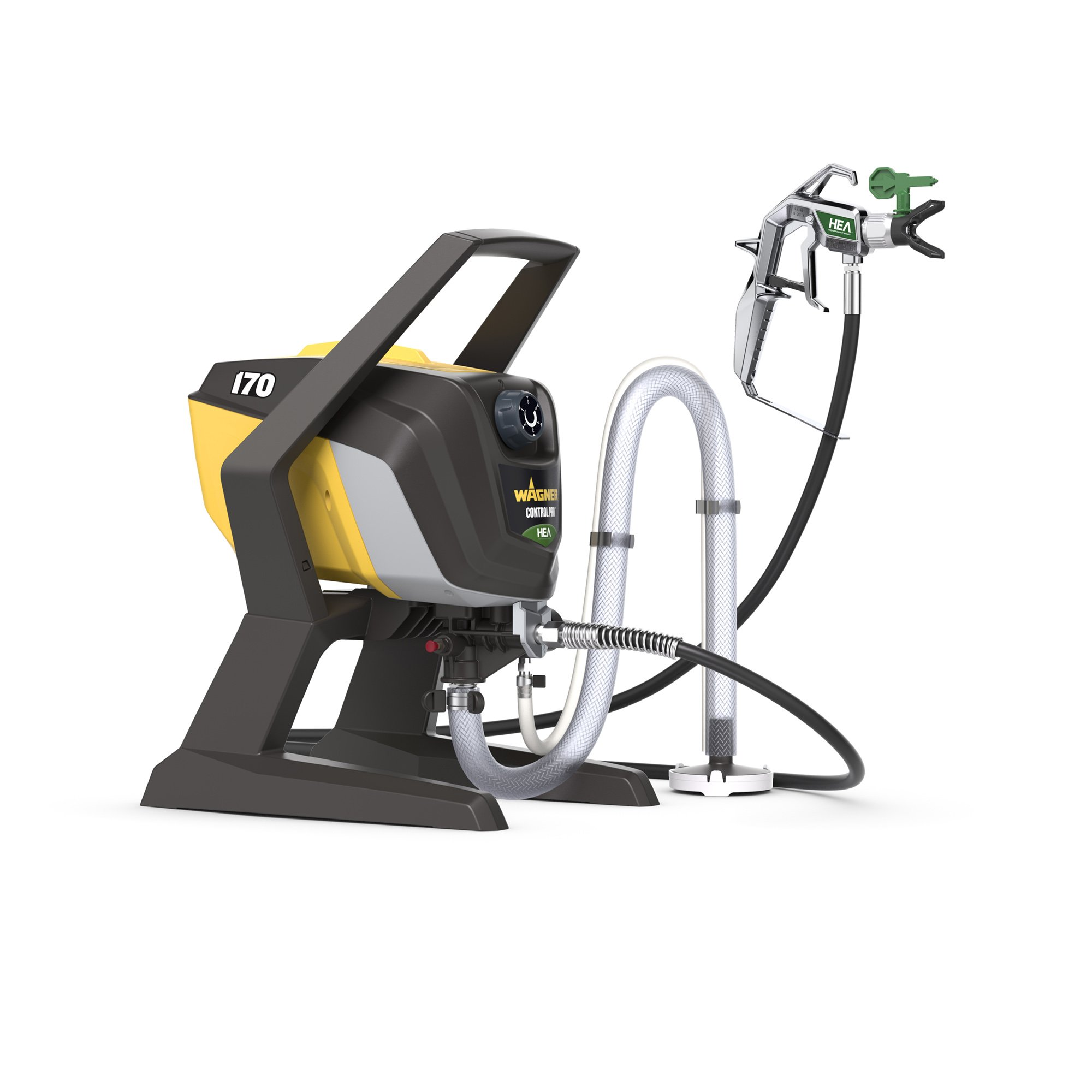 Wagner 0580001 Control Pro 170 Paint Sprayer, High Efficiency Airless with Low Overspray