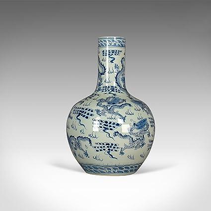 London, Jarrón de Botella Chino Vintage Grande, Oriental ...