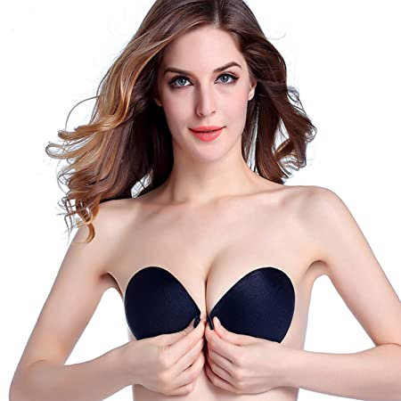 Evesun Self Adhesive Bra Women S Reusable Strapless Deep V Shaped