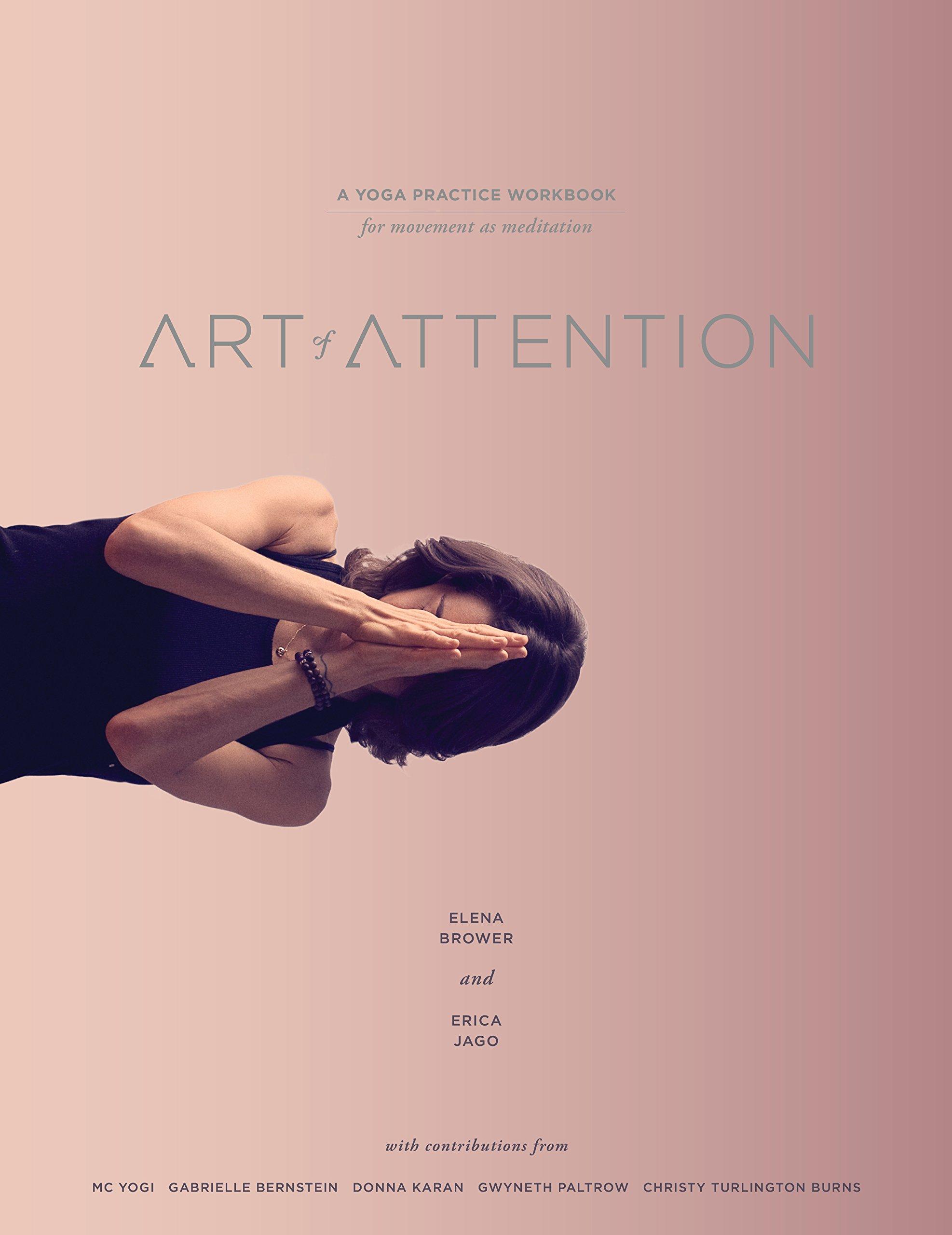 Art Attention Practice Workbook Meditation
