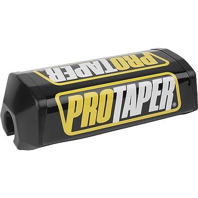 ProTaper Race Line 2.0 Square Handlebar Pads - Black/Black: Automotive [5Bkhe0909586]