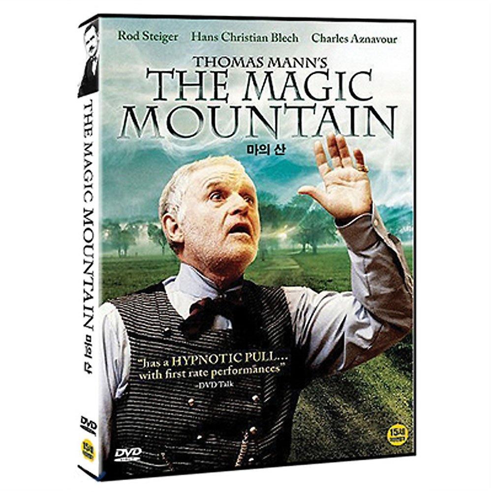 The Magic Mountain, Der Zauberberg (1982, Ntsc, All Region, Import) by