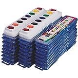 S&S Worldwide Color Splash! Watercolor Mega Pack (pack of 36)