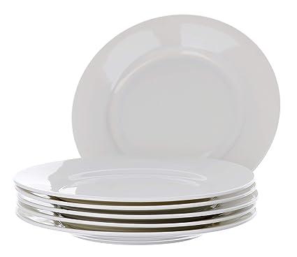 WHITE PLATES 8