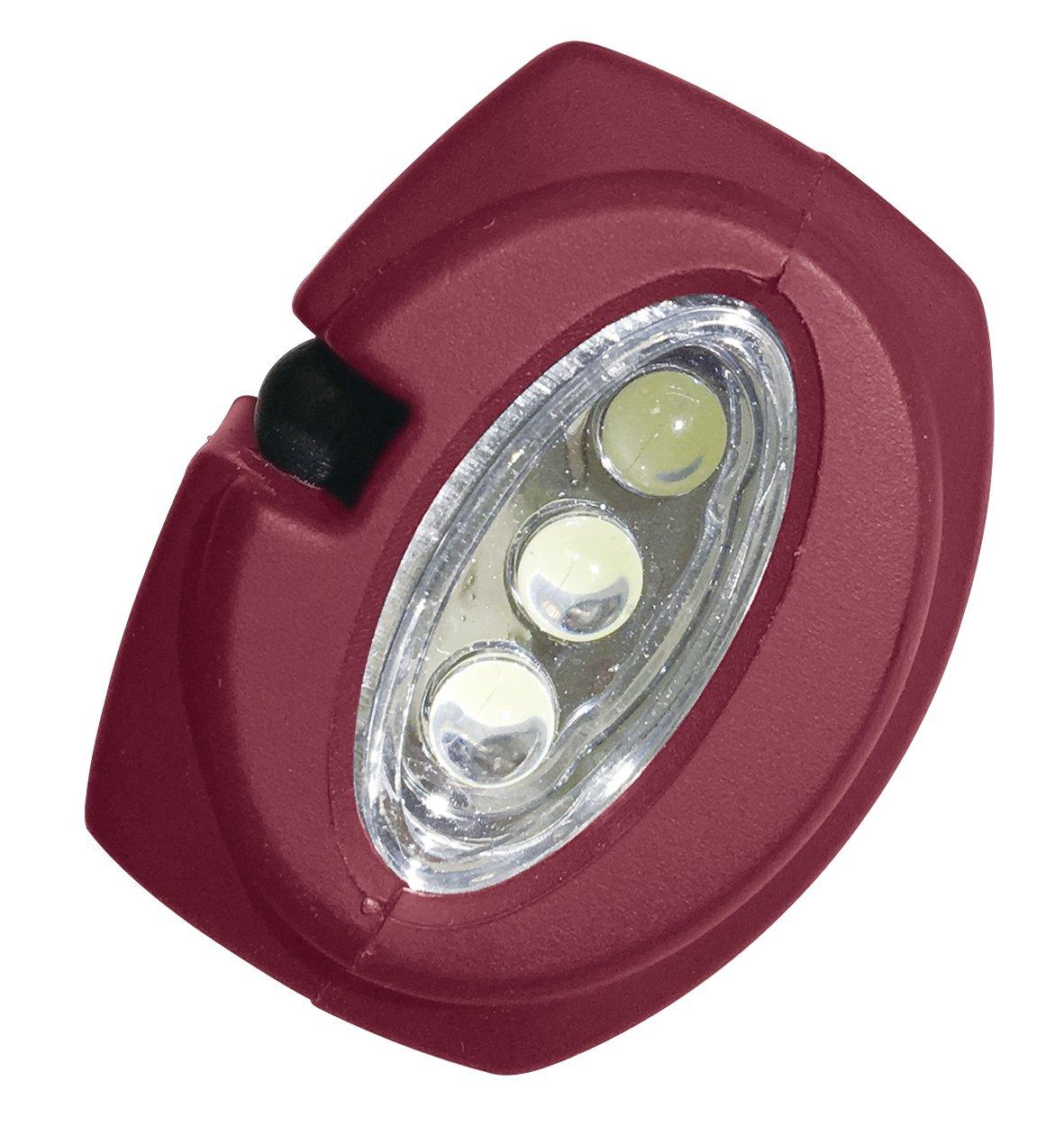 KRAFTWERK 32069 3 LED Mini l/ámpara recargable LED COB
