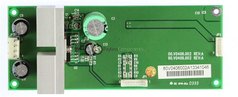 amazon com nakamichi 80 v0406 002a digital board 00 v0406 001 rh amazon com