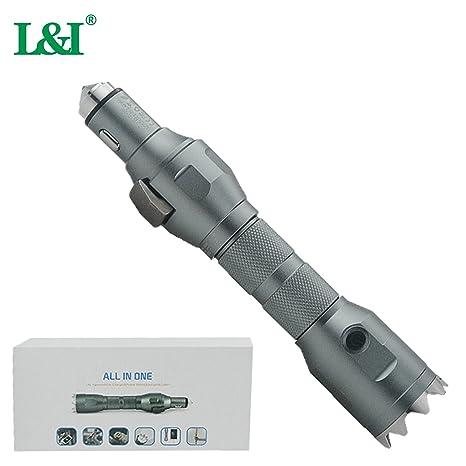 L&I CCH706 Cargador de Coche múltiples funciones con el ...