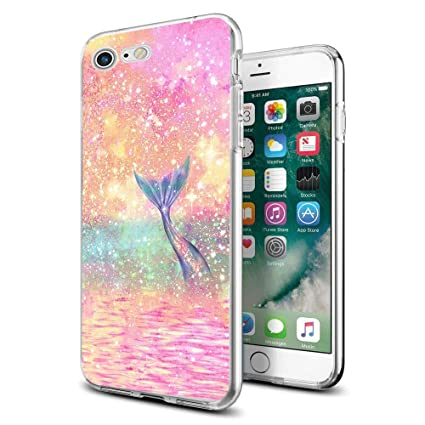 Amazon.com: Cocomong - Carcasa para iPhone 7/8, diseño de ...
