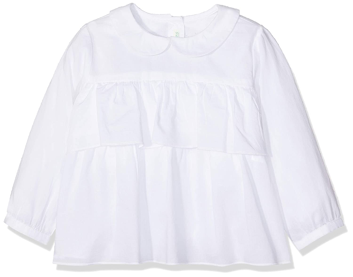 United Colors of Benetton Baby-Mädchen Bluse Blouse