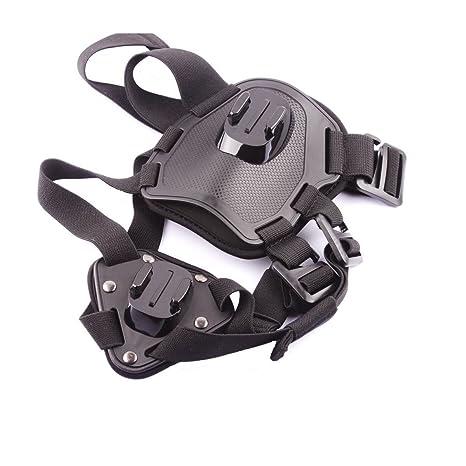 omkm arnés del perro Fetch correa cinturón de montaje para GoPro ...