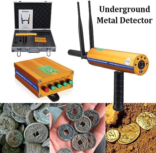 MOIMK Detector de Metales AKS Pro Tesoro Hunter Detector de ...