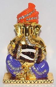 Creativegifts car idol for Car Dashboard/Puja/Mandir Pooja/Temple/Home Decor/Office Showpiece (B07DGDBK92)
