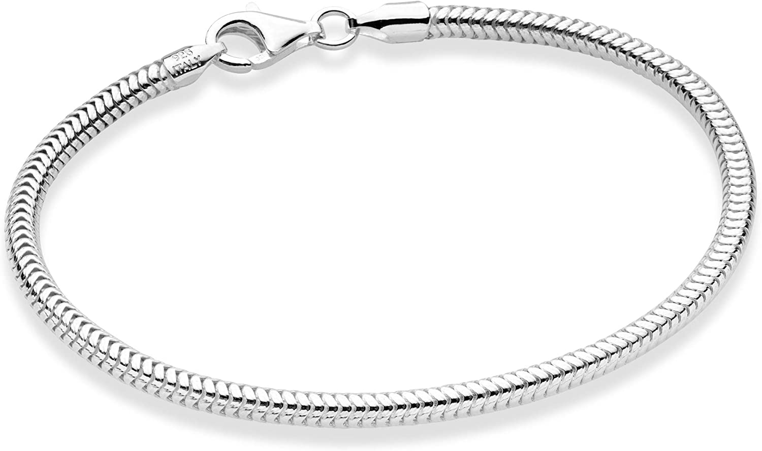 MiaBella Solid 925 Sterling...