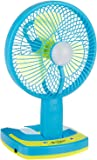 Citra Jy Super 5590 Powerful Rechargeable Fan With 21Smd Led Lights, Assorted