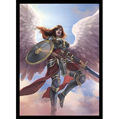 Legion Epic Angel Mercy Character Card Sleeves 60/pk: Toys & Games