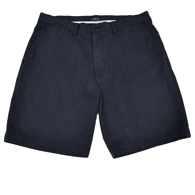 5f0b025b9 Polo Ralph Lauren Flat Front Chino Prospect Short at Amazon Men s Clothing  store